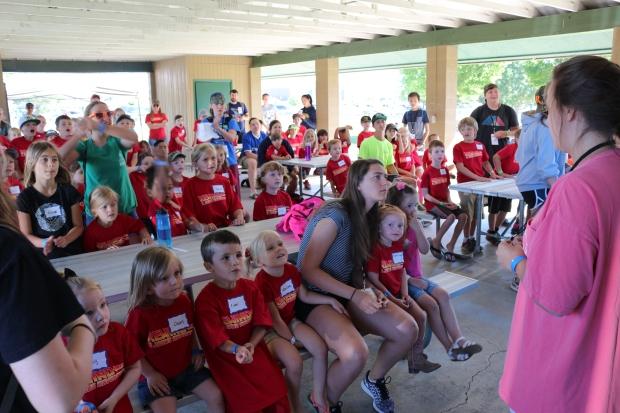 Kids Camp Day 2