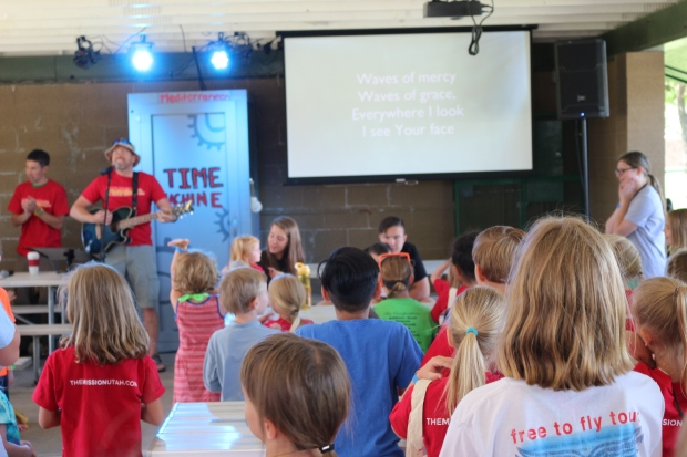 Kids Camp Final Day