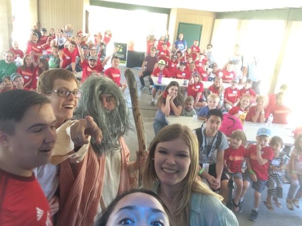Moses Selfie